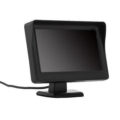 Автомобильный монитор 4.3 TFT LCD