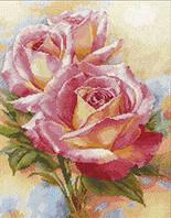 Набор для вышивки крестом Алиса 2-31 Розовые мечты