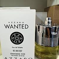 Тестер без крышечки духи мужские Azzaro Wanted, фото 1