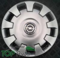 SKS (с эмблемой) Колпаки Opel 303 R15 (Комплект 4 шт.)