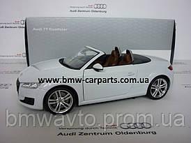 Модель автомобиля Audi TT Roadster, Scale 1:18