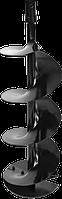 Шнек на мотобур  Sadko 250мм (одинарный)