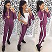 Женский спортивный костюм из мелкой вязки 41rt576, фото 5