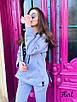 Женский спортивный трикотажный костюм свободный 36rt579, фото 5