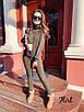 Женский брючный ангоровый костюм на каждый день 36st977, фото 4