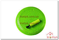 Подушка балансировочная зеленая