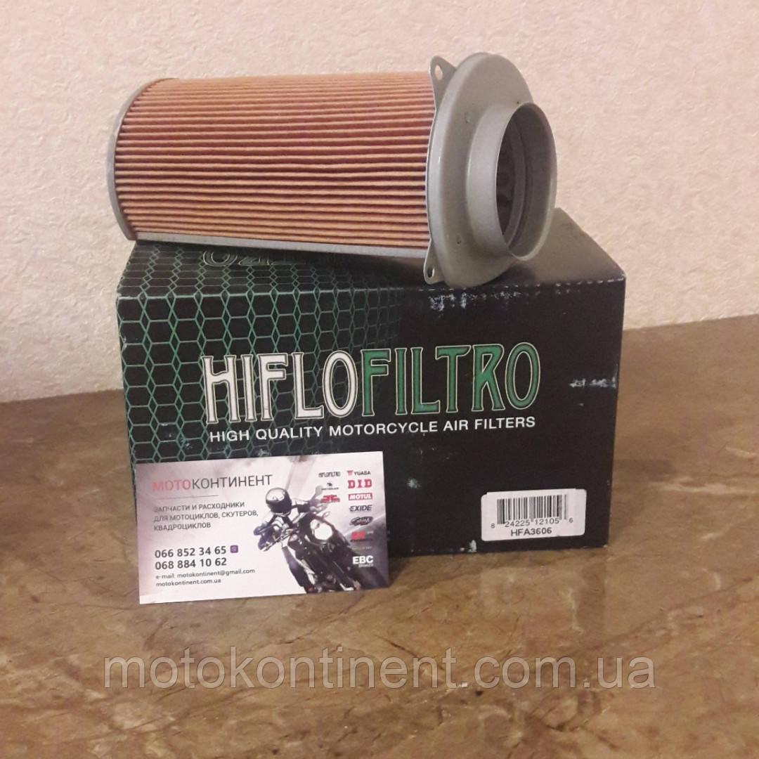 Фильтр воздушный HifloFiltro HFA3606 SUZUKI Intruder VS400/VS600/VS700/VS750-800 , SUZUKI Boulevard S50