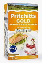 Сливки кондитерские Притчес голд, Pritchitts Gold, 34%