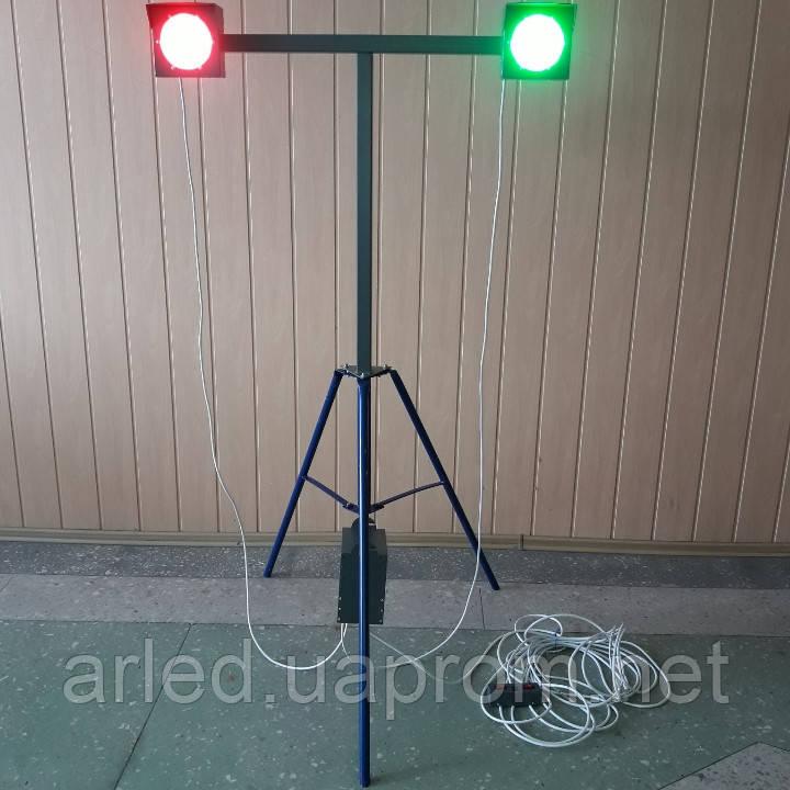 Тринога для установки светового оборудования складная