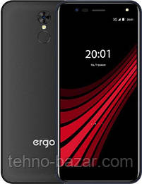 Смартфон ERGO V540 Level Dual Sim 2/16gb Black Mediatek MT6580A 3000 мАч