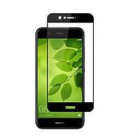 Full Cover защитное стекло для Huawei Nova 2 - Black