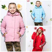 Куртки детские демисезонные для девочки