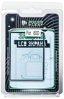 Захист екрану PowerPlant для Canon 60D, 600D
