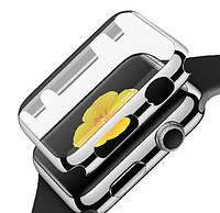 Защитный корпус Primo для Apple Watch 38mm Series 2 / 3 - Silver