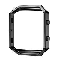 Металлический корпус рамка для часов Fitbit Blaze - Black