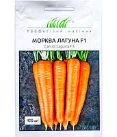 Семена моркови Лагуна F1, 400шт, Nunhems Zaden, Голандия, Професійне насіння