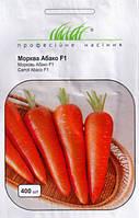 Семена моркови Абако F1, 400шт, Seminis, Голландия, Професійне насіння