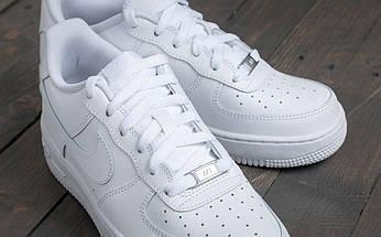 """Женские и мужские кроссовки Nike Air Force 1 Low """"White"""", фото 2"""