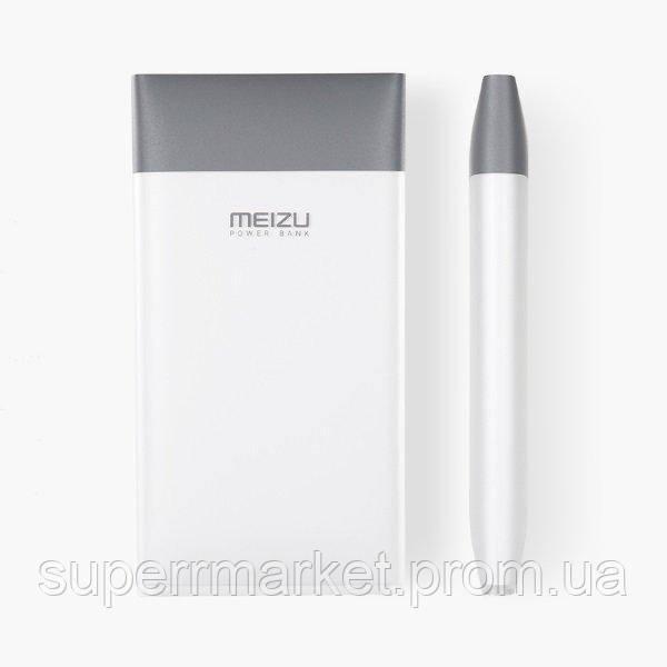 Внешний портативный аккумулятор Meizu M20 10000mAh QC3.0 Black Silver