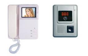 Видеодомофон SEKO. Цветной монитор.