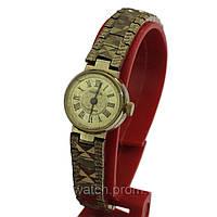 Винтажные женские часы Чайка