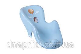 Горка для купания Tega Forest Fairytale FF-003 нескользящая 108 light blue