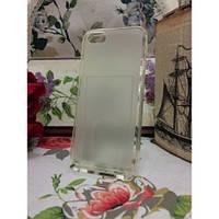 TPU Матовый силиконовый чехол для iPhone 5/5S Белый