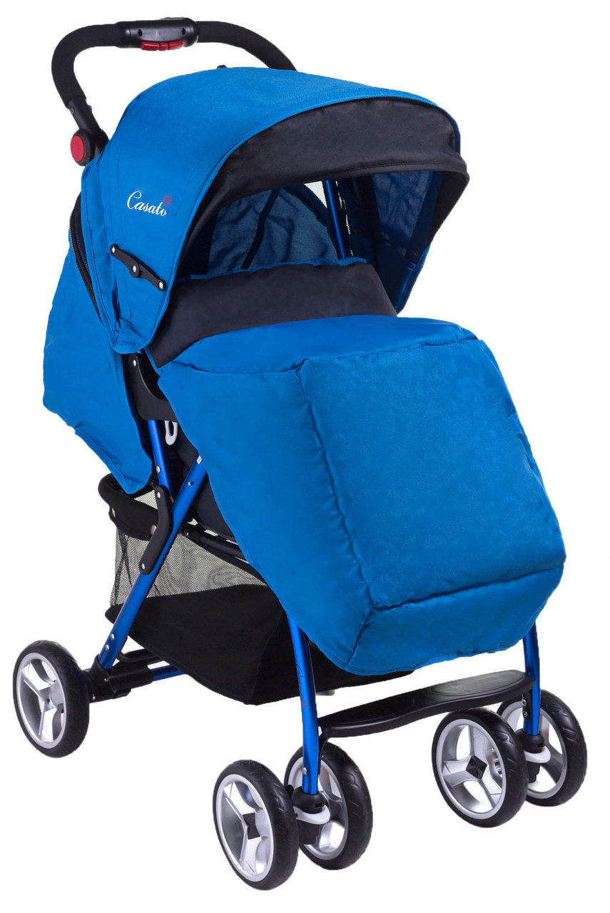 Коляска прогулочная Casato sk 350  blue