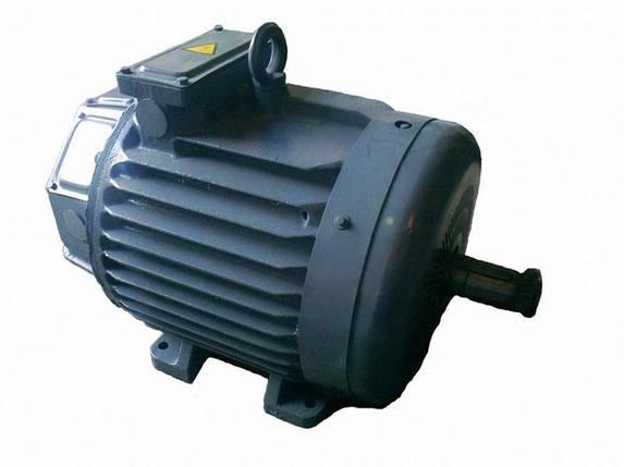 Электродвигатель 37 кВт 750 об/мин  4MTH225L8, фото 2