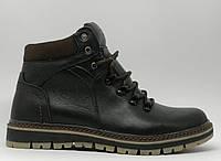 Ботинки мужские зимние MS 0929 черные