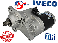 Стартер Iveco Stralis Cursor, EuroTech, Trakker 10.3D/12.9D 02.02 комплектующие запчасти для грузовиков