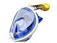 Плавательная маска для экшн камеры L/XL Синий