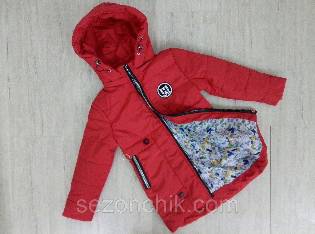 Легкие детские куртки на девочек удлинённые