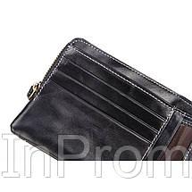 Кошелек Alice RFID 6066 Black, фото 3