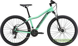 """Велосипед 27.5"""" Cannondale Foray 2 Feminine MNT мятный 2019 L (рост 165-180 см.)"""
