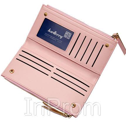 Кошелек Baellerry Square Pink, фото 2