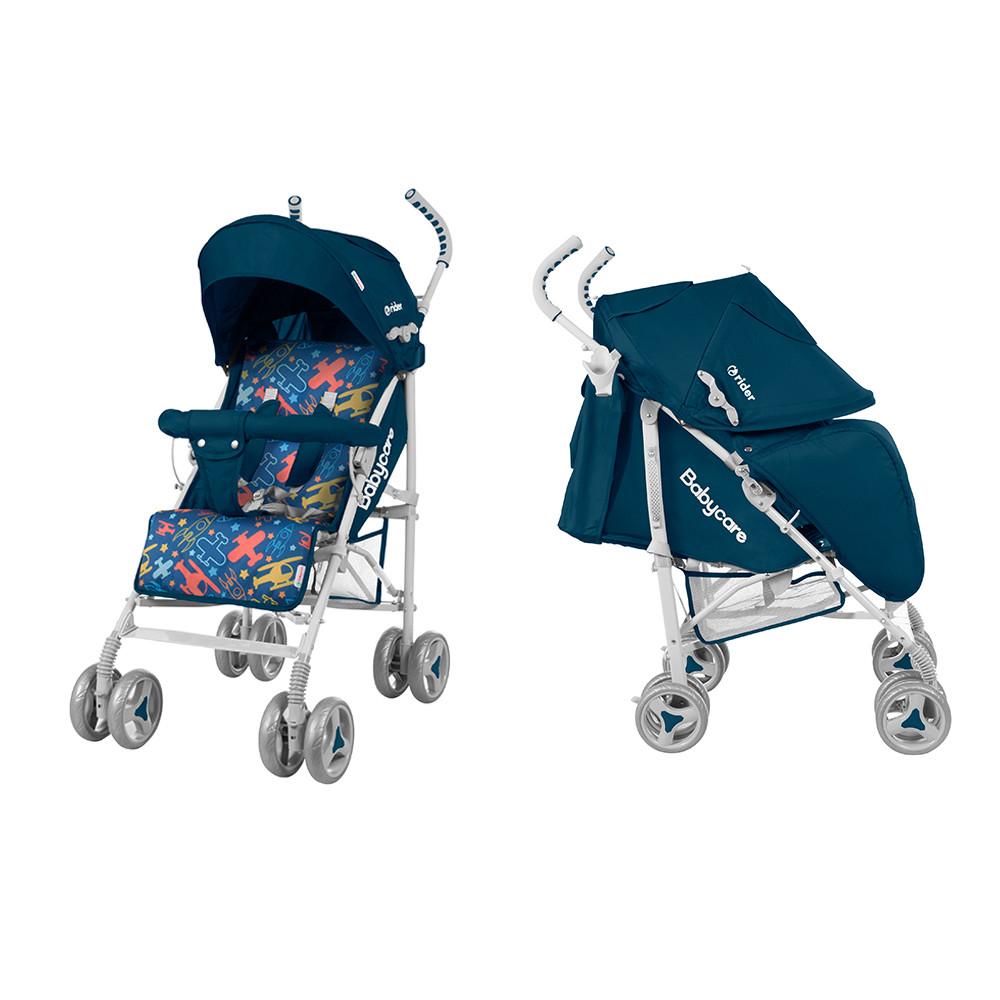 Babycare Прогулочная коляска-трость BABYCARE Rider Blue (BT-SB-0002/1)