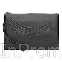 Клатч Baellerry Eagle Black