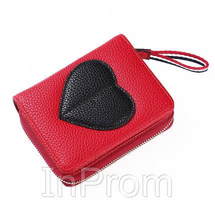 Кошелек Baellerry Heart Red, фото 2