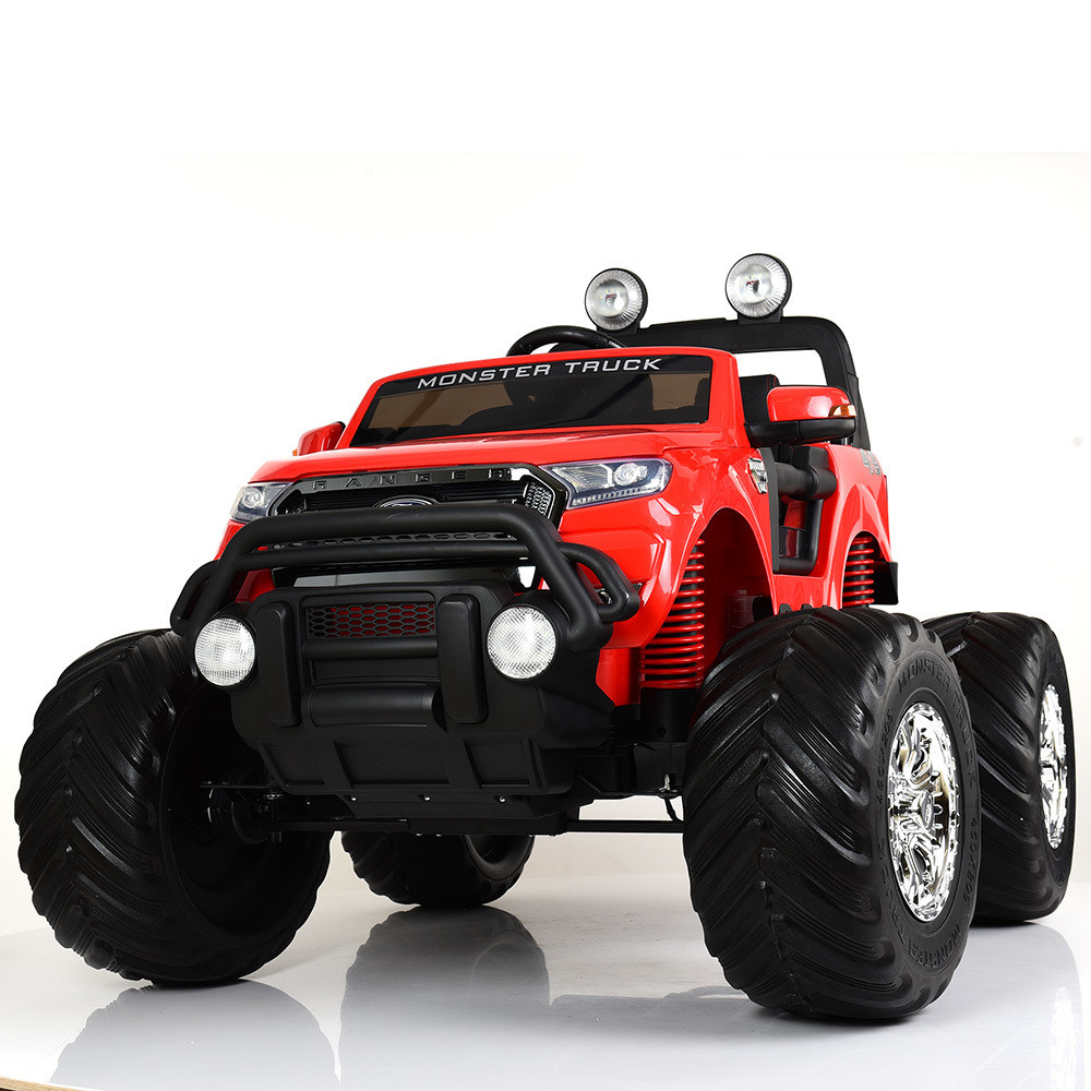 Bambi Электромобиль Bambi Monster Truck M 4013(MP4)EBLR-3 Red (M 4013(MP4)EBLR)