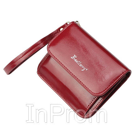 Кошелек Baellerry Small Pocket Red, фото 2