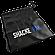 Дорожный органайзер для путешествий Shacke Pack 5 шт Черный с синим (SP002), фото 6