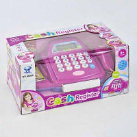 Кассовый аппарат 66050, калькулятор, звук, свет
