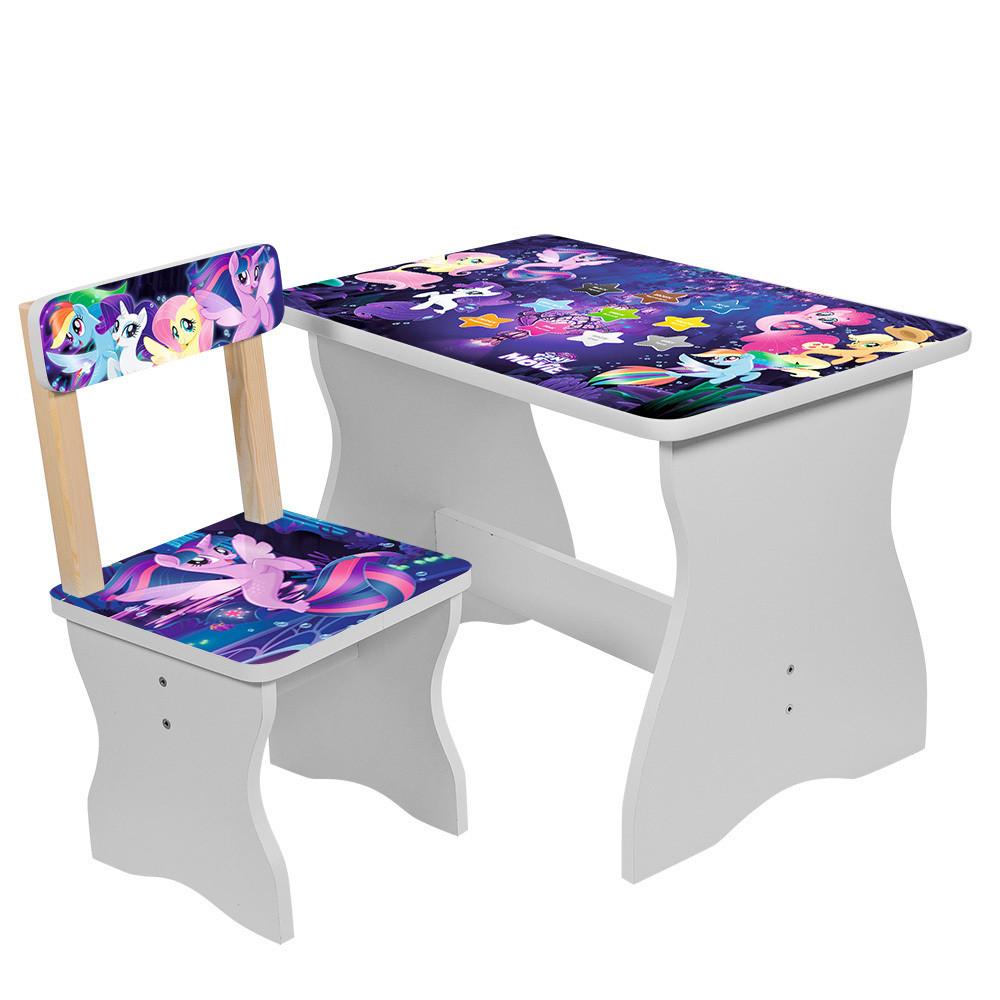 Bambi Столик Bambi 504-55 My Little Pony Purple (504-55)