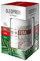 Олеопрен Гепа 60капс. для нормализации работы печени на основе полипренолов пихты сибирской, фосфолипидов