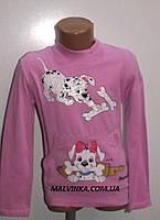 Водолазка теплая  на девочку  8 лет Турция арт 8863. 8