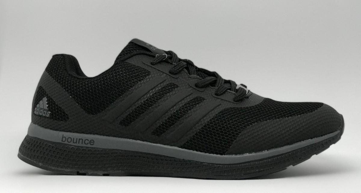 4fcc971f Кроссовки мужские Adidas Bounce 16079_1 черные реплика - optodess. в Одессе