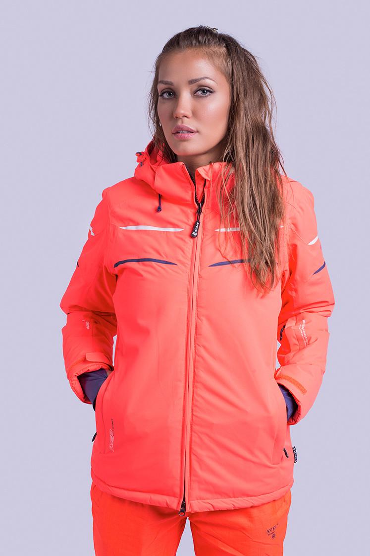 Куртка женская лыжная Avecs XL Коралл (8629 - xl)