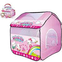 """Палатка A999-208 """"Hello Kitty"""" в сумке 102-110-120см"""