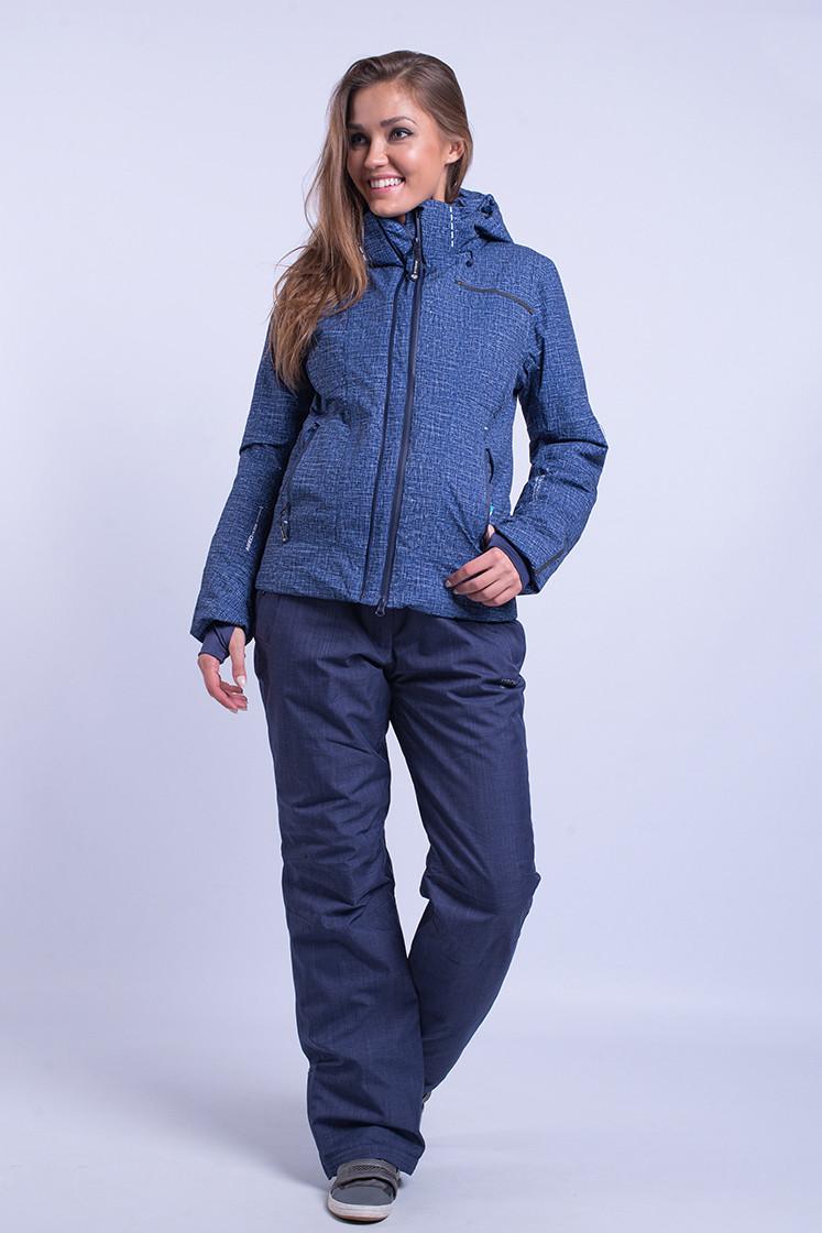 Куртка женская лыжная Avecs XXL Темно-синяя (8683/2 - xxl)